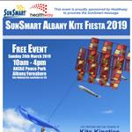 SunSmart Albany Kite Fiesta 2019