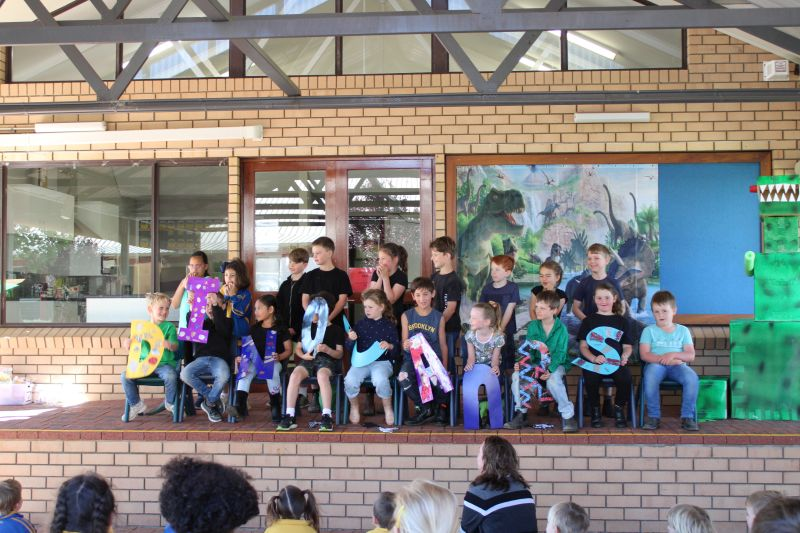 Year 1/2 Assembly Item