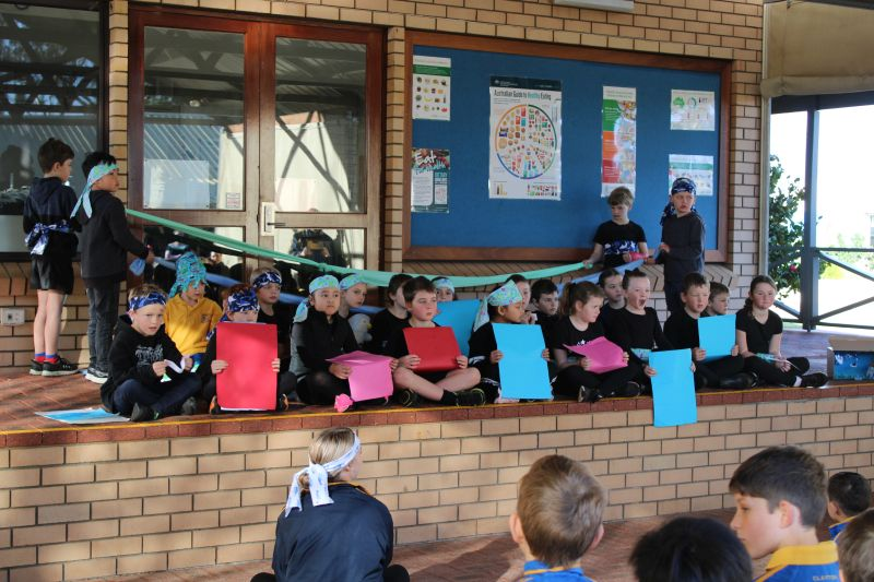 Year 1/2 Assembly